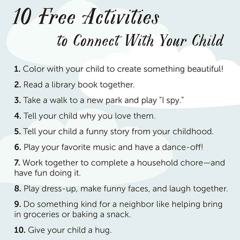 10 Free Activities