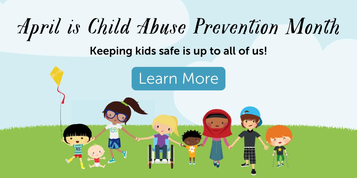 Child Abuse Prevention Month Slider